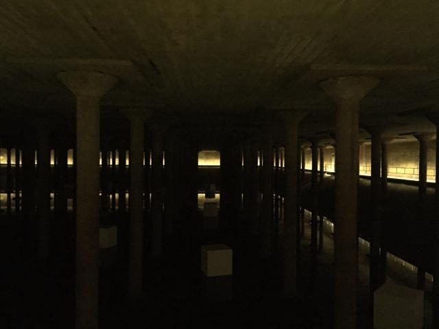 Buffalo Bayou Park Cistern